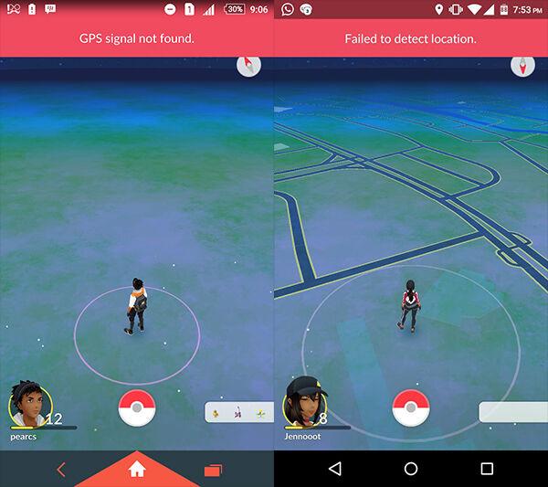 Mengatasi Masalah Gps Error Di Pokemon Go 7