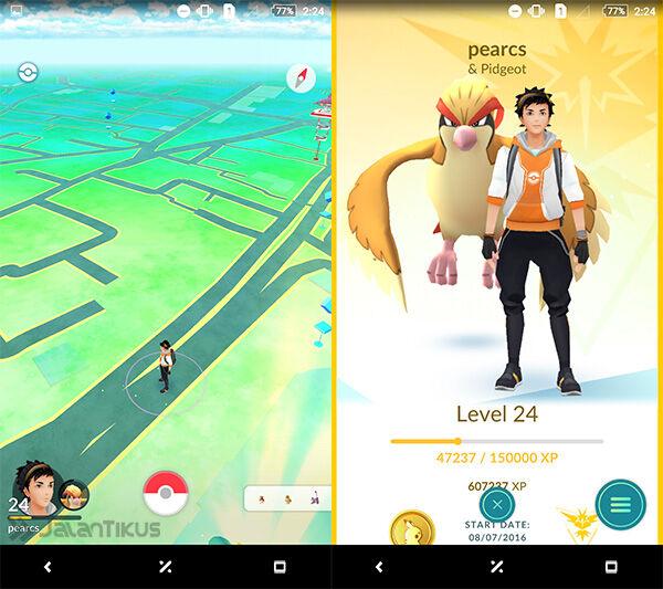 Buddy Pokemon Pokemon Go 1