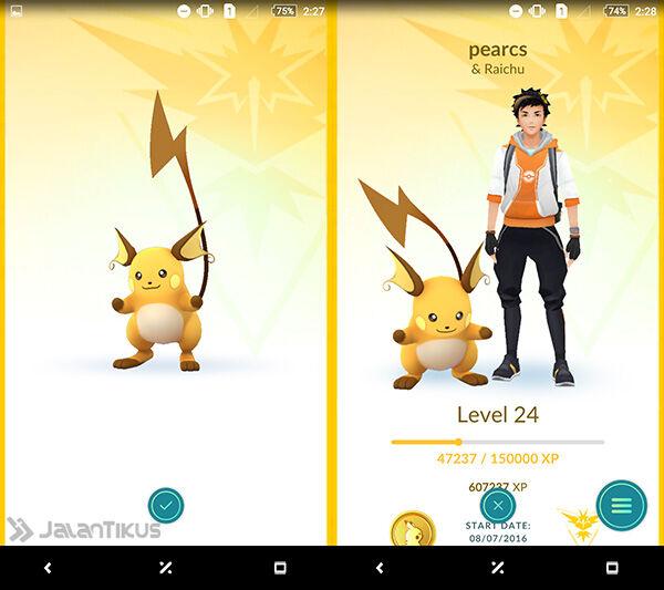 Buddy Pokemon Pokemon Go 5