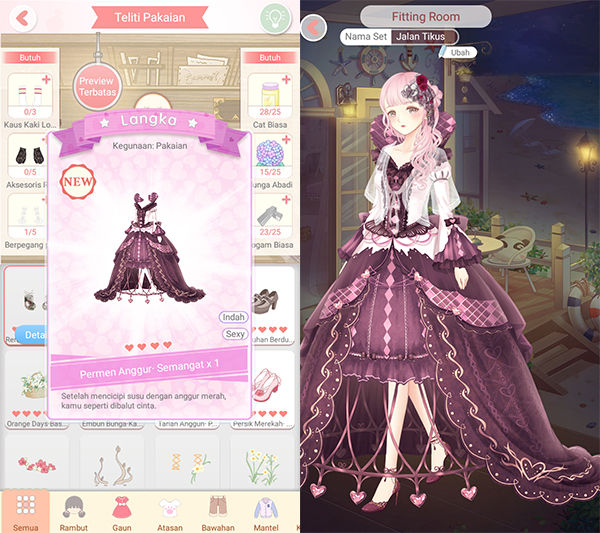 Dress Up Diary Clothes Research 4
