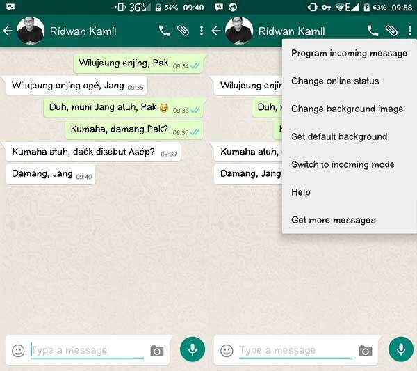 Cara Hack Whatsapp Teman 5