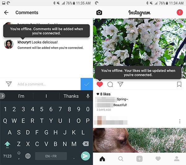 Instagram Offline 1