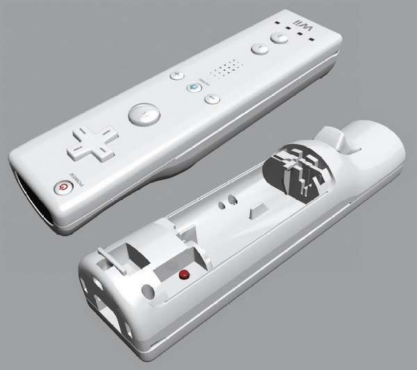 Wii Remote Incomplete By Vernacular Picsay Ea49a