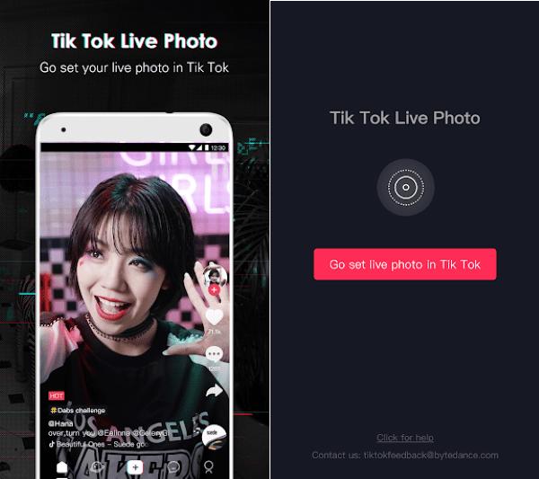 Tik Tok Live Photo 3 1fefb