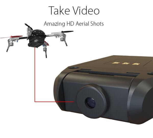Micro Drone Seukuran Kepalan Tangan 2
