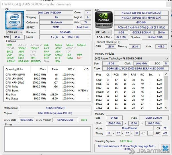 Review Asus Rog Gx700 21