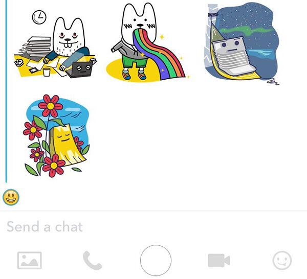 7 Fitur Tersembunyi Snapchat 6