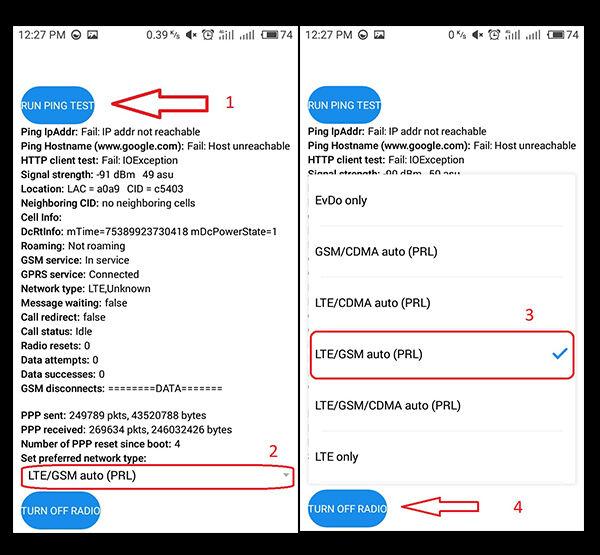 5 Cara Mengatasi Sinyal Hp Yang Hilang Timbul Android
