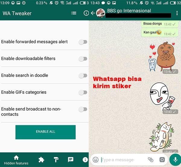 Mengaktifkan Fitur Rahasia Whatsapp 1 3be1d