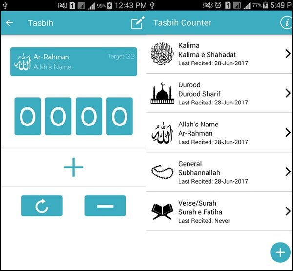 Aplikasi Tasbih Android 4 D3708
