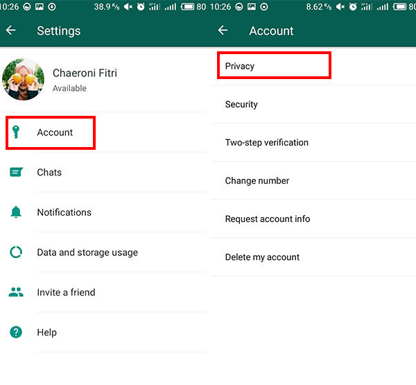 Cara Menyembunyikan Foto Profil Whatsapp 2 Acb20