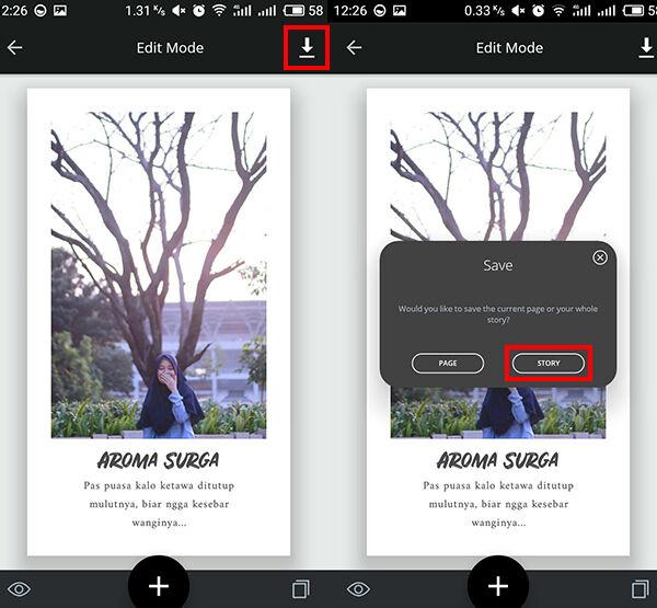 Cara Membuat Instagram Story Kreatif 5 Ce410