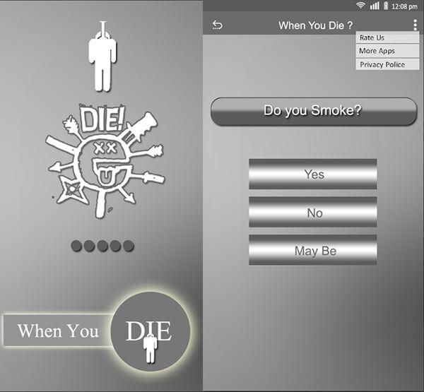 Aplikasi Ramalan Kematian 5 9271f