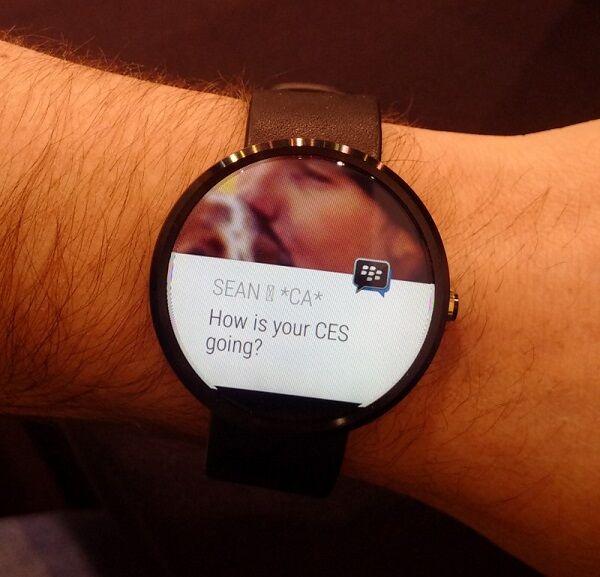 Pin Bbm Bisa Dibuat Sendiri Dan Support Dengan Android Wear 1