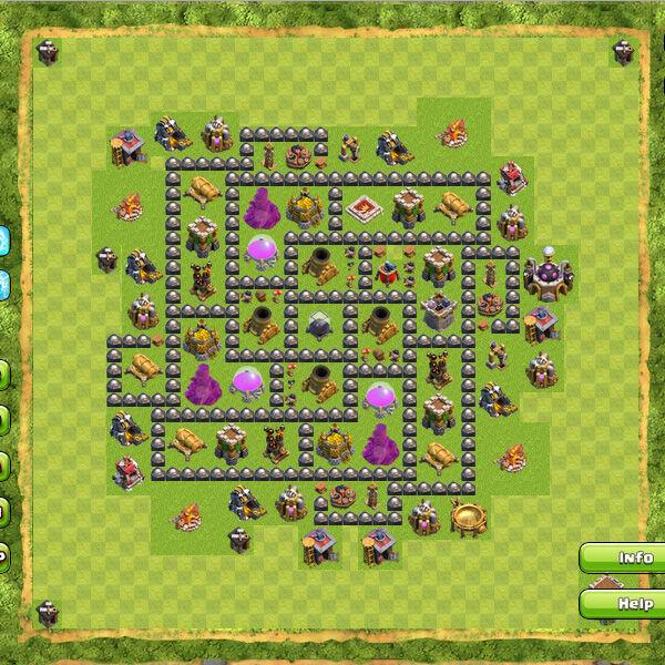 Farming Th8 4