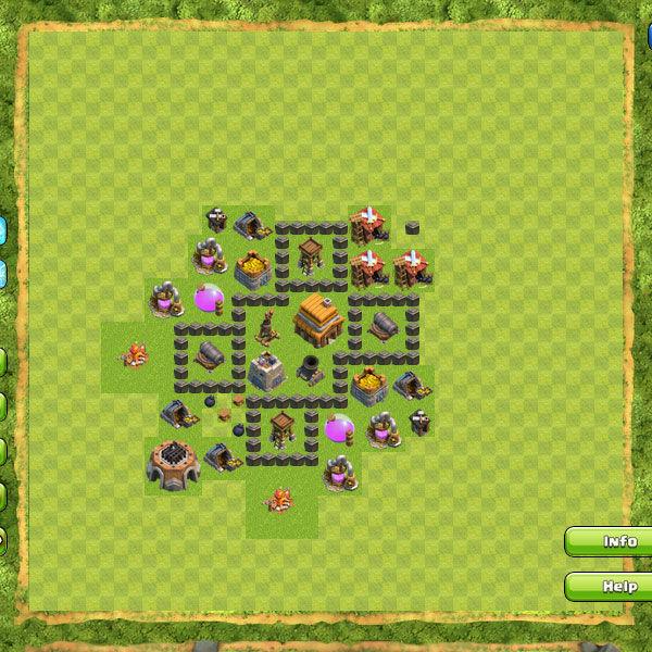 Clan War Th4 6