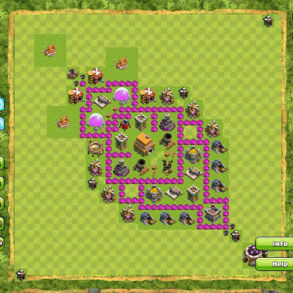 Clan War Th6 1