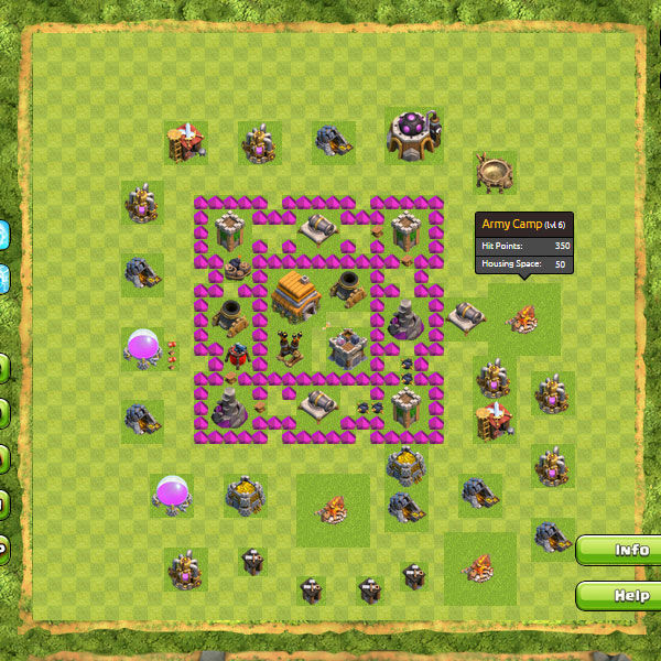 Clan War Th6 2