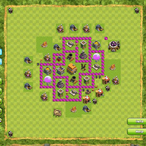 Clan War Th6 4