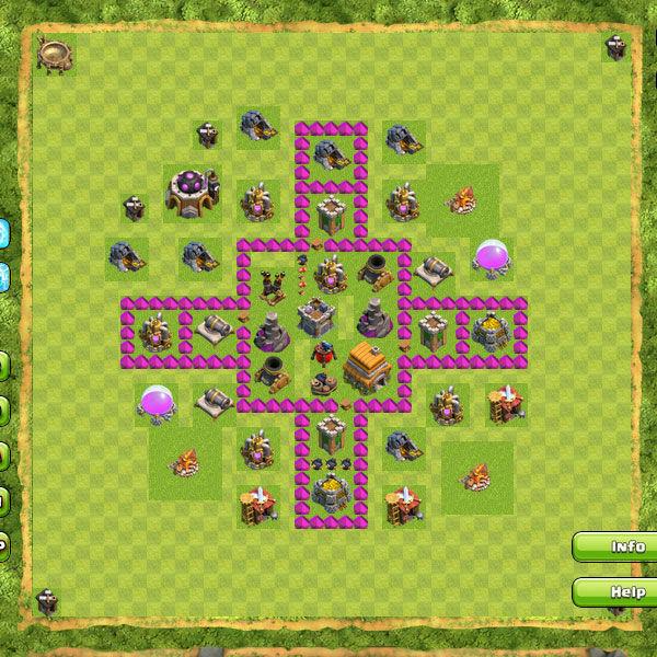 Clan War Th6 5