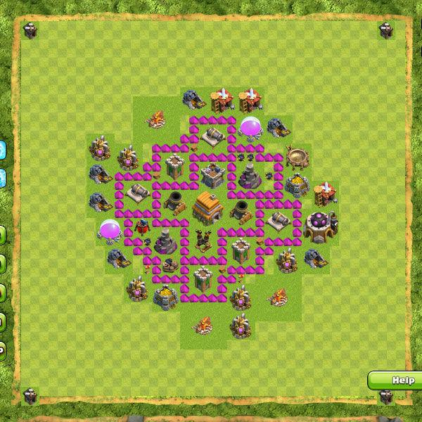 Clan War Th6 8