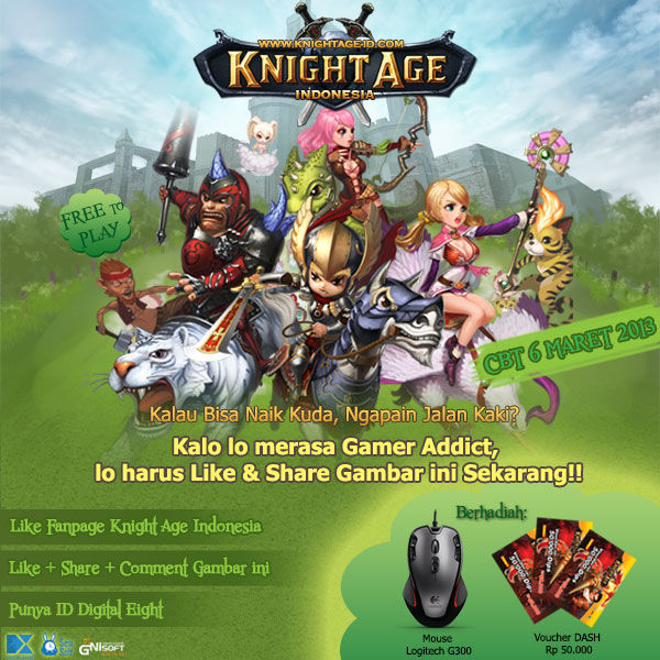 Knight Age CBT Event 3