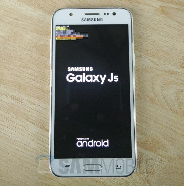 Foto Bocoran Spesifikasi Samsung Galaxy J5 1