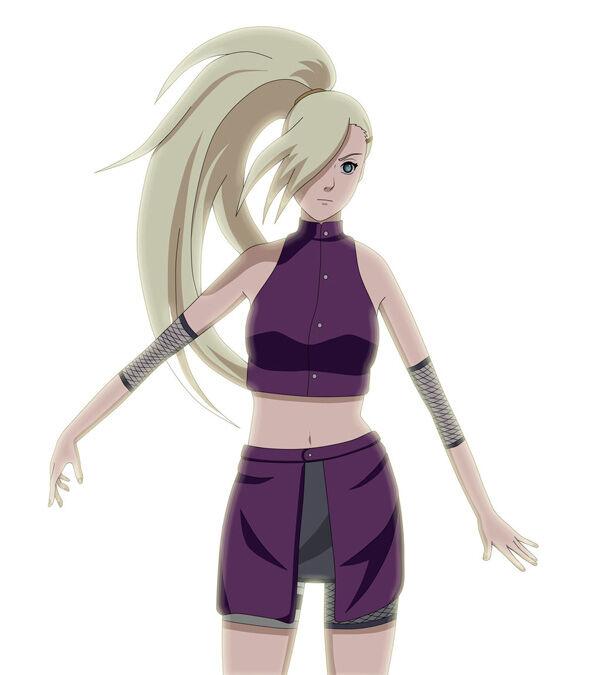 Daftar Lengkap Ninja Wanita Di Naruto 6 1
