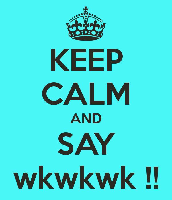 Ketawa Wkwkwk Indonesia