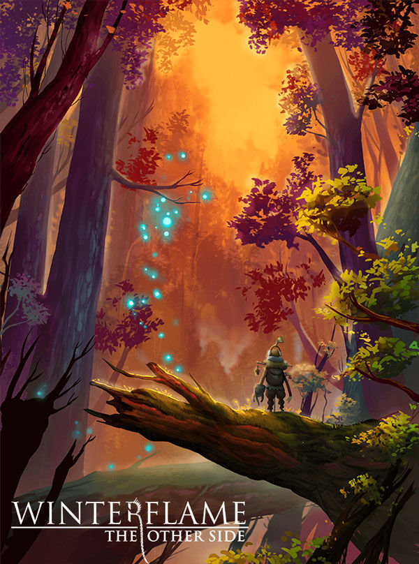 Winterflame Game Puzzle Adventure Asli Indonesia 1