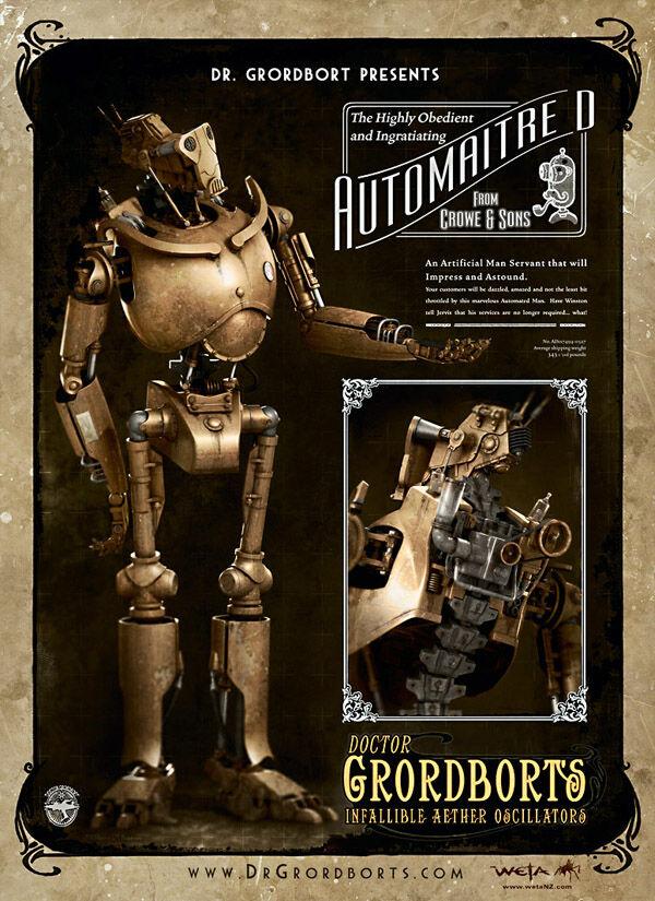 Karya Seni Robot 6
