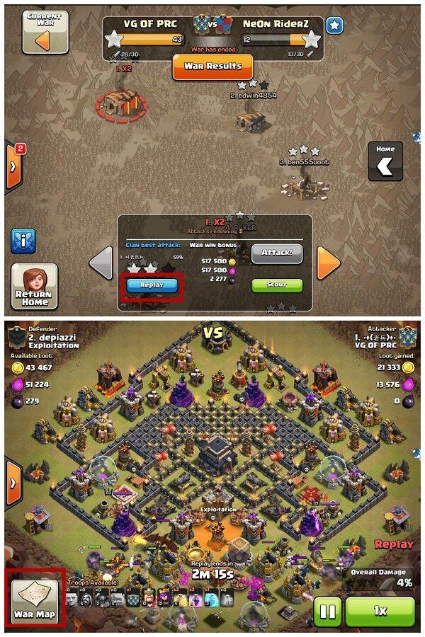 Mod Clash Of Clans Terbaru 4