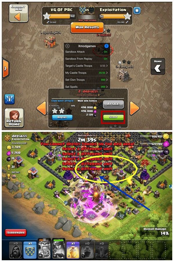 Mod Clash Of Clans Terbaru 5