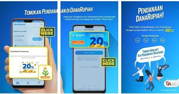 Aplikasi Pinjam Uang Mahasiswa Danarupiah Add85