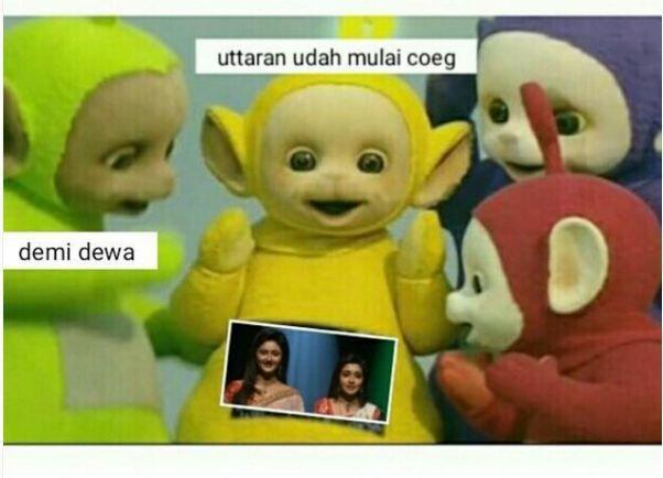 Meme Kocak Teletubbies 14