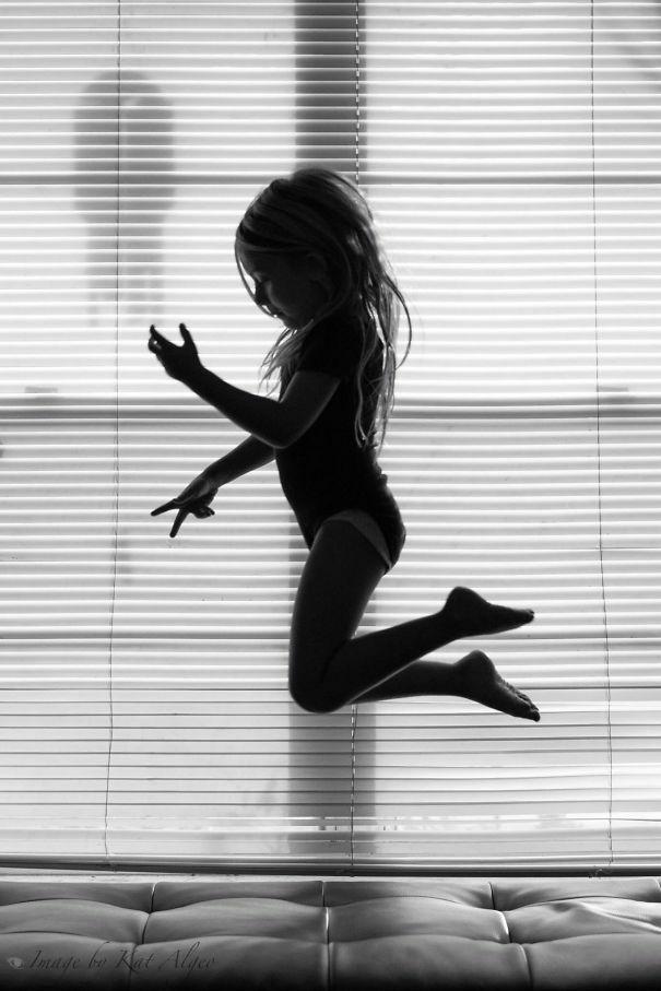 Lompatan Indah Yang Sejajar Sempurna