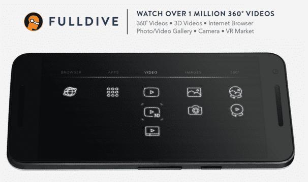Download Fulldive Apk
