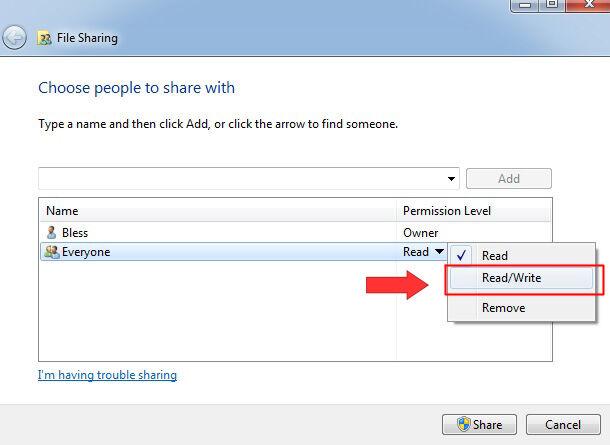 Cara Sharing Folder Dengan Wifi 09 B8635