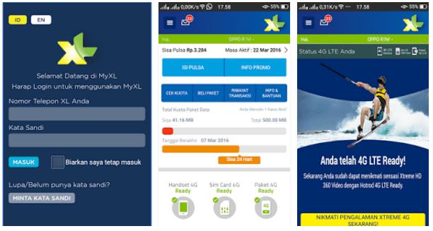 Aplikasi Myxl Terbaru