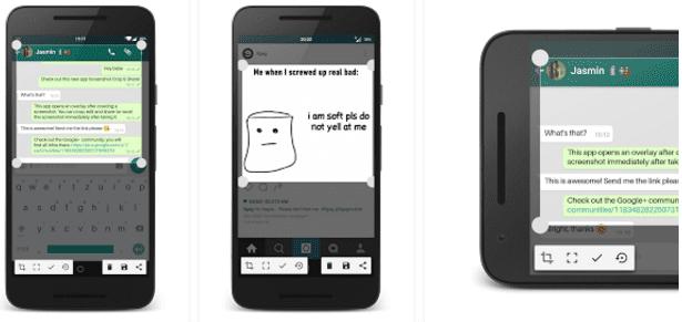Download Aplikasi Screenshot Keren