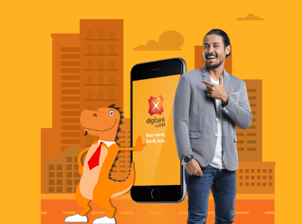 Aplikasi Digibank By Dbs 1