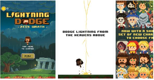 Lightning Dodge