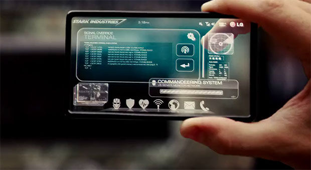 Transparent Smartphone Concepts