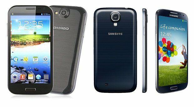 Smartphone Tiruan Asal Cina Paling Sukses 2