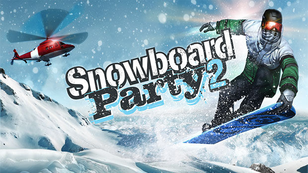 Snowboard Party 2 Game Review Featured Image For Iphone Ipad Android