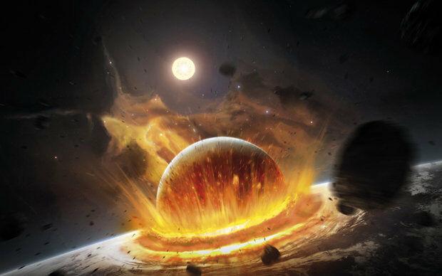 Kiamat Agustus Karena Meteor 1