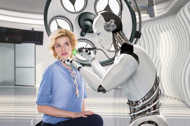 Pekerjaan Manusia Diambil Robot 1