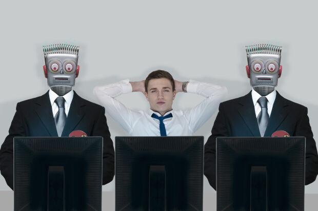 Pekerjaan Manusia Diambil Robot 2