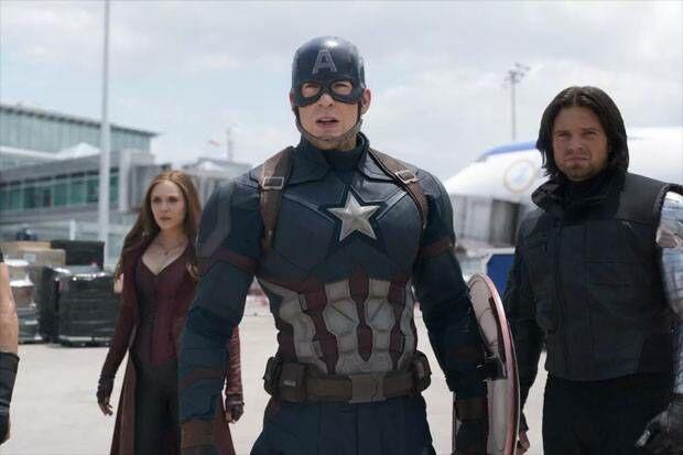 Urutan Film Marvel Captain America D0a4e