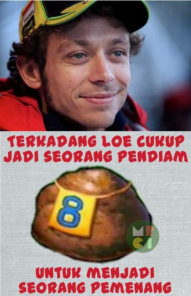 Meme Lucu Rossi Marquez 4